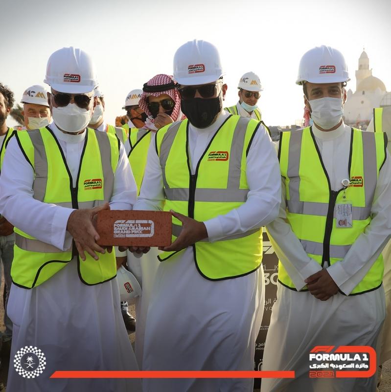 فورمولا 1 في جدة