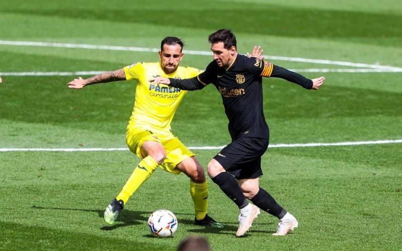 فياريال ضد برشلونة
