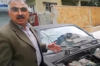 فيديو سوري يخترع سيارة تعمل بالماء