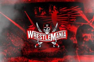 فيديو.. شاهد نزالات نارية في عرض WrestleMania 37