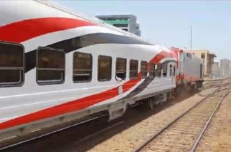 قطار مصر