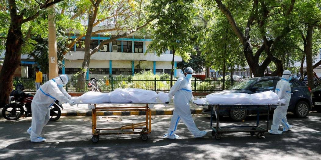 الهند تسجل أكثر من 60 ألف إصابة جديدة بفيروس كورونا