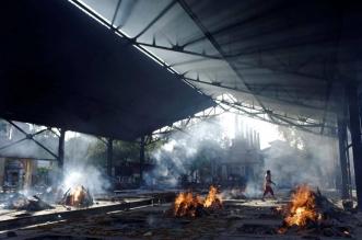 كورونا ينهي قرى في الهند ولا مكان للجثث