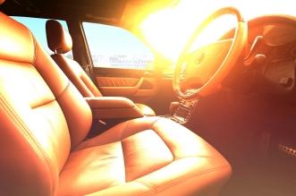 كيفية حماية السيارة من أشعة الشمس الحارقة
