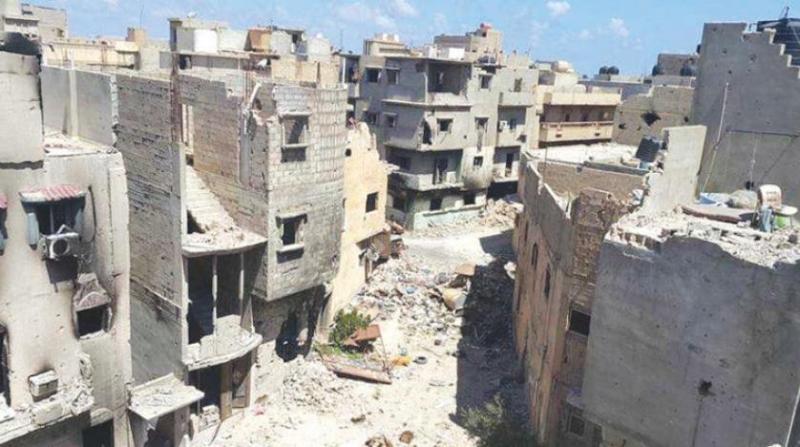 مساع مصرية لمحو آثار الصراع والدمار في ليبيا