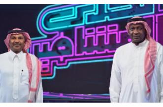 ماجد عبدالله ويوسف الثنيان