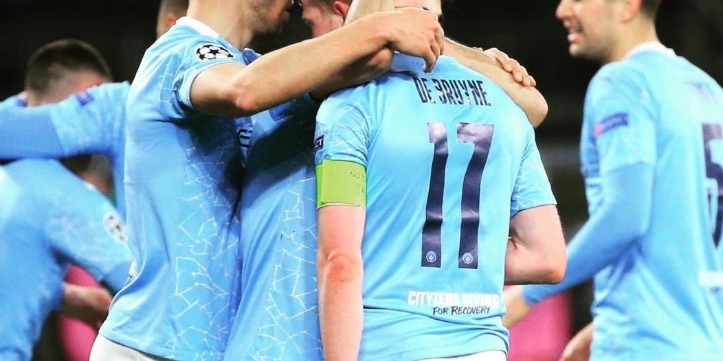 مانشستر سيتي بطلًا لـ الدوري الإنجليزي