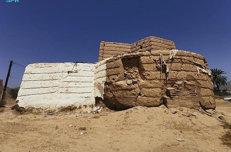 مبنى إمارة نجران القديم يروي قصة كفاح الملك المؤسس