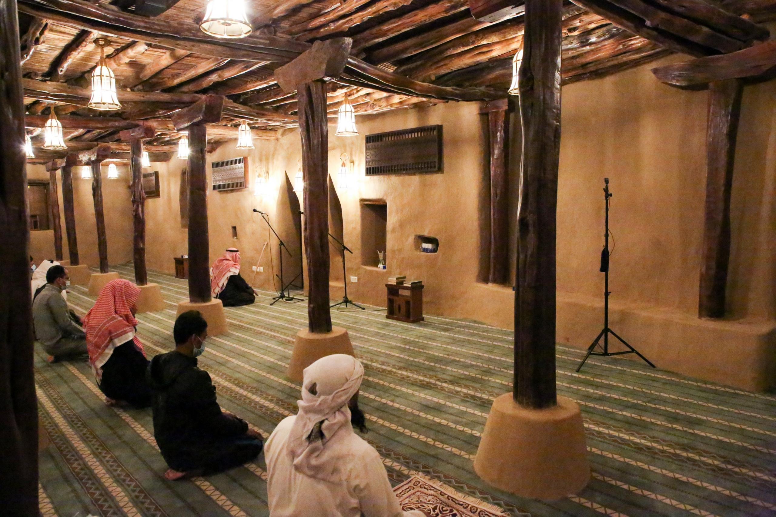 مسجد الأطاولة التاريخي