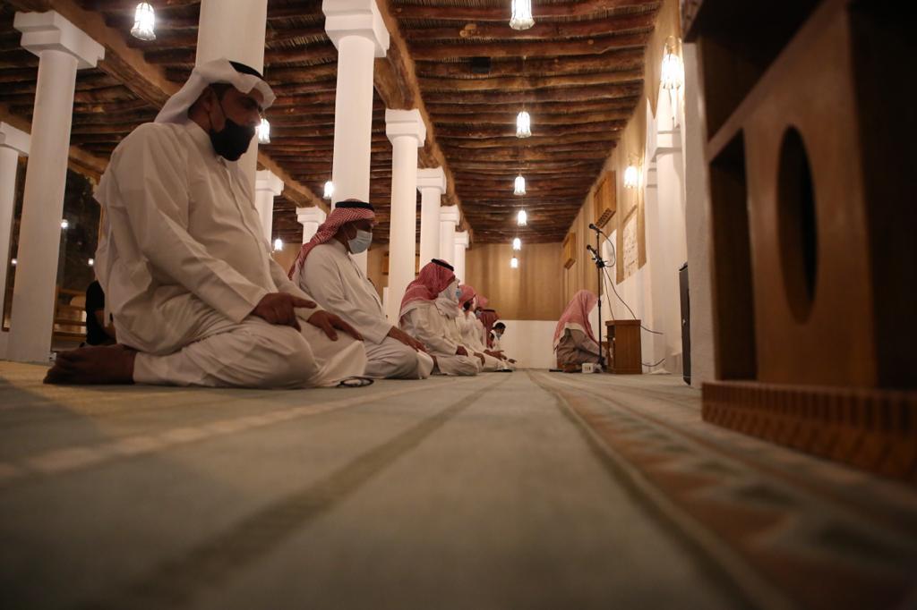 مسجد البرقاء
