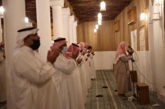 مسجد البرقاء بالأسياح