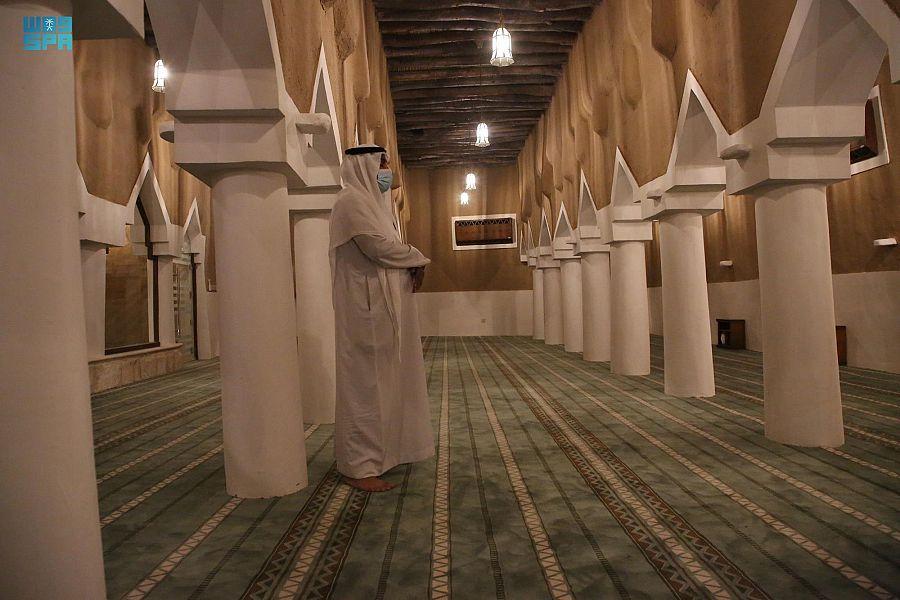 مسجد التويم
