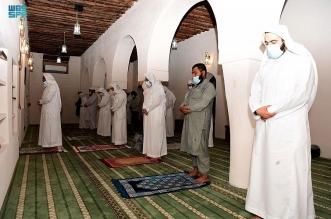 مشروع محمد بن سلمان يعيد مسجد الشيخ أبو بكر منارة في الأحساء - المواطن