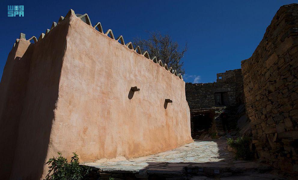 مسجد الملد