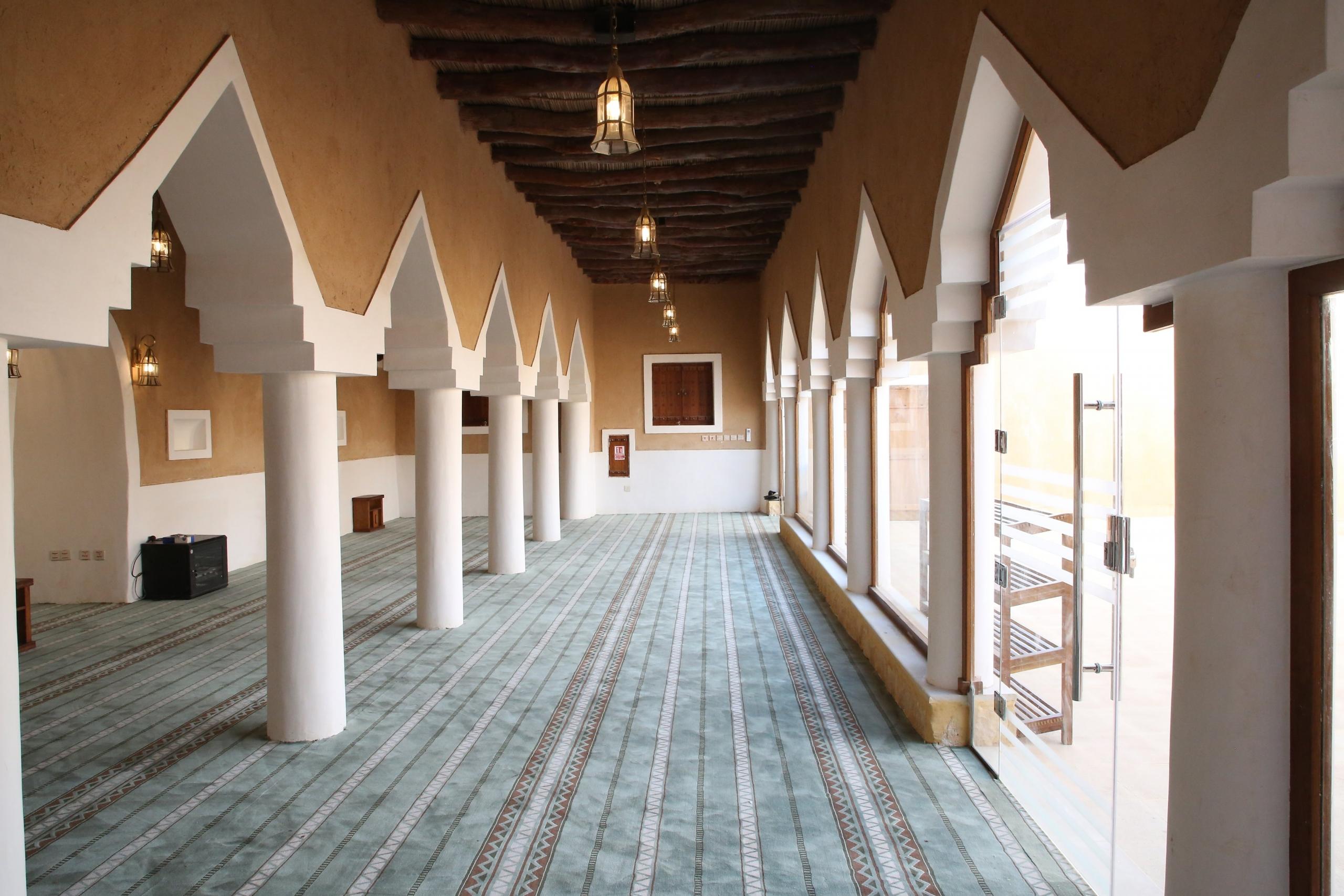 مسجد قصر الشريعة