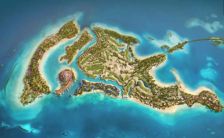 مشروع البحر الأحمر يضع السعودية على أعلى خريطة السياحة العالمية