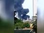 انفجار مصفاة نفط المكسيك
