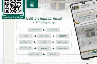 منصة تفاعلية تضم جميع ما يحتاجه المسلم في موسم رمضان - المواطن