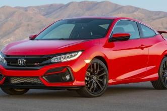نموذج Civic الجديد من هوندا يتميز بالفخامة والجاذبية
