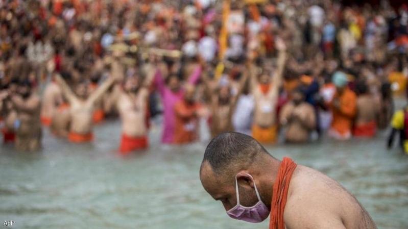 هكذا أغرق النهر المقدس الهند في أزمة كورونا