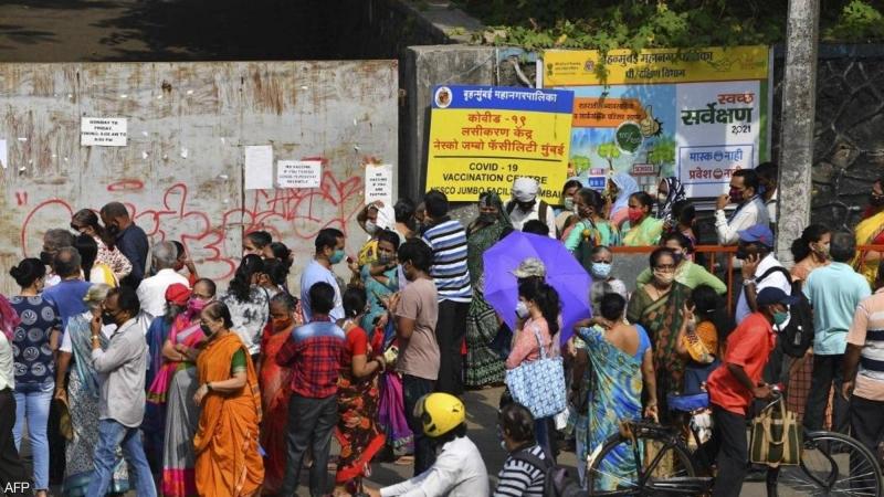 تفشي العفن الأسود في الهند