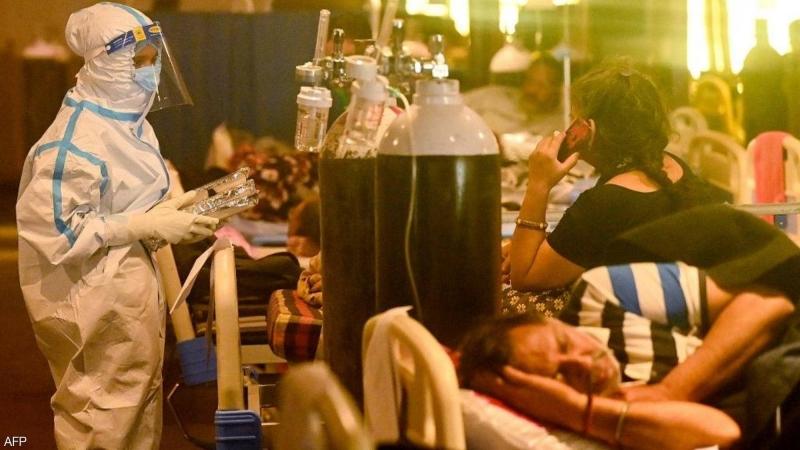 الهند تسجل أعلى حصيلة وفيات يومية بكورونا في العالم