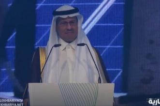 وزير الطاقة بعد افتتاح محطة سكاكا و7 مشروعات جديدة: لن أنساك يا سلمان ولن أنساك يا محمد - المواطن