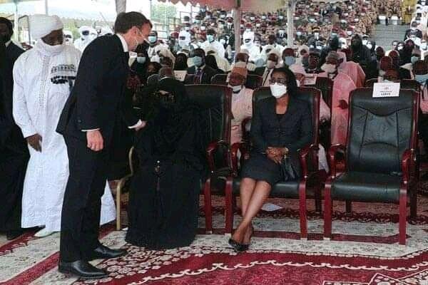 جنازة الناجي العظيم.. هكذا ودع شعب تشاد رئيسه الراحل