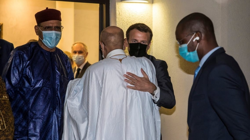 وصول الزعماء والقادة إلى تشاد رغم التحذيرات السياسة (3)