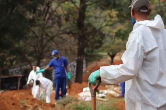 وفاة عدد كبير من الرضع والأطفال بكورونا في البرازيل
