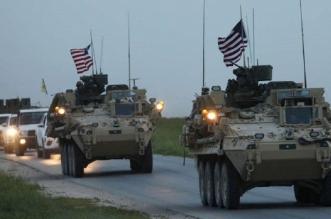 انسحاب القوات الامريكية