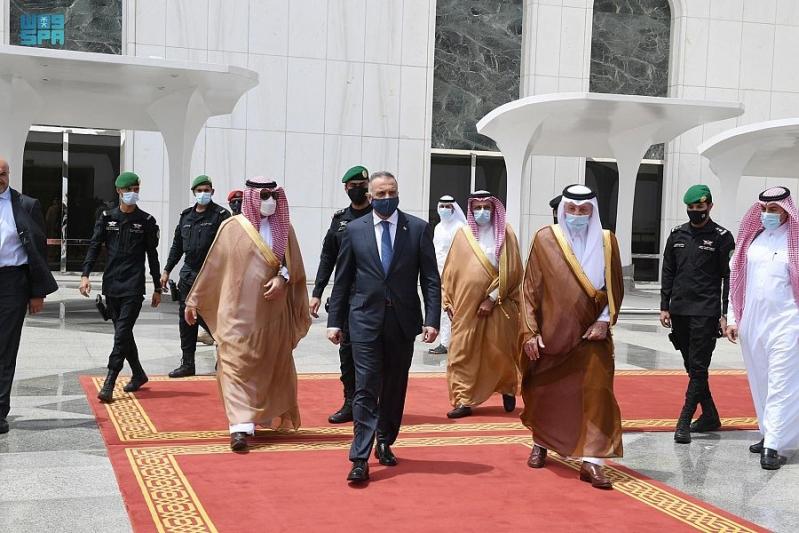 رئيس وزراء جمهورية العراق يغادر جدة - المواطن