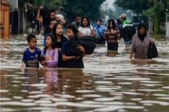 ارتفاع ضحايا الفيضانات والانهيارات الأرضية بإندونيسيا لـ 128 قتيلًا - المواطن