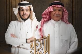 محمد الفقيه في ليوان المديفر