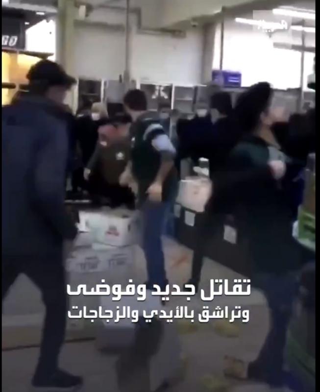 عراك على السلع المدعومة في لبنان