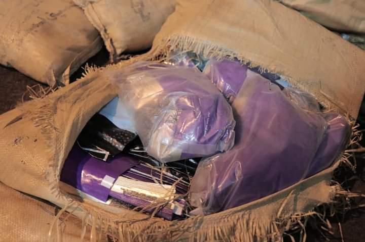 ضبط أكبر كمية مخدرات على متن قارب شرق اليمن - المواطن