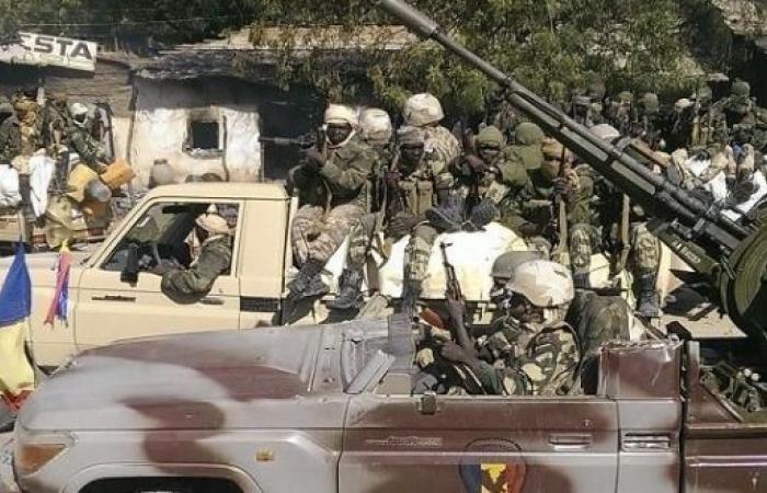 انشقاقات بصفوف الجيش في تشاد