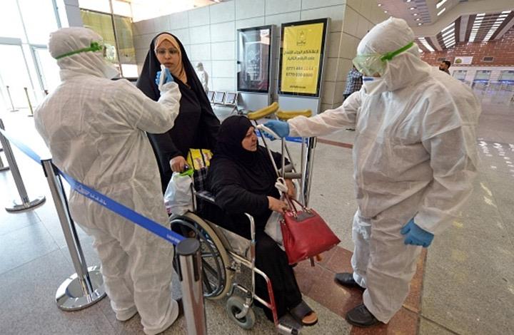 العراق يسجل أعلى حصيلة إصابات يومية بكورونا