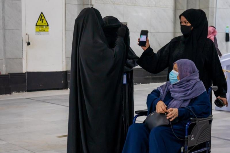 تجنيد 1500 امرأة لخدمة قاصدات وزائرات المسجد الحرام - المواطن