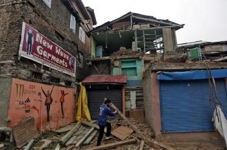 زلزال عنيف بقوة 6.2 يضرب مقاطعة آسام في الهند - المواطن