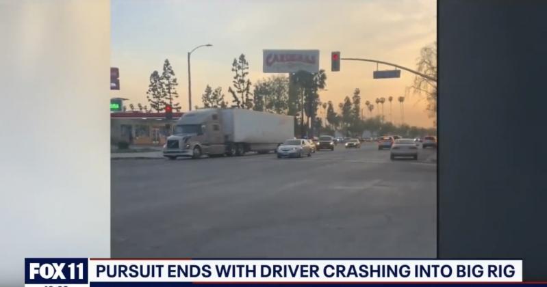 سائق شاحنة مصري يساهم بالقبض على متهم هارب في أمريكا - المواطن