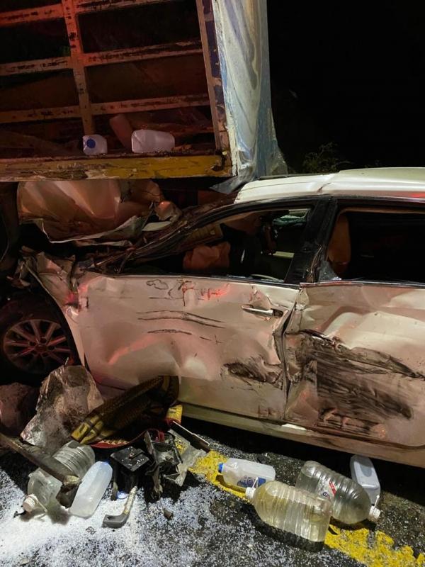 وفاة و6 إصابات في حادث أسفل عقبة شعار بعسير - المواطن