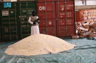 إحباط محاولة تهريب (5,200,000) قرص إمفيتامين مخدر مخبأة داخل شحنة فاكهة البرتقال - المواطن