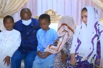 رئيس غينيا يعزي أسرة إدريسي ديبي