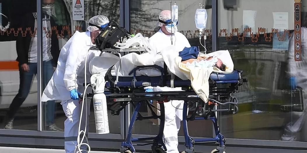 فرنسا تعلن انخفاض أعداد مرضى كورونا في المستشفيات