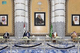 رئيس وزراء جمهورية العراق يصل جدة - المواطن