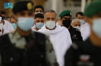 رئيس وزراء العراق يؤدي مناسك العمرة - المواطن
