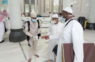 توزيع 200 ألف عبوة زمزم يوميًا بالمسجد الحرام - المواطن