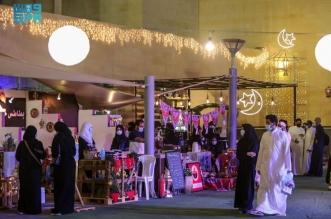 بانوراما فوانيس تمزج حكاوي زمان بالحاضر في غرفة مكة - المواطن