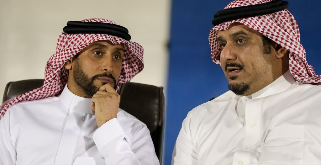 سامي الجابر يعتذر لـ نواف بن سعد